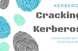 Kerberos: Cracking Kerberos