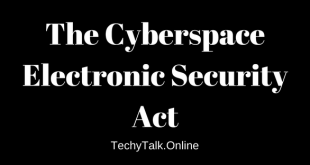The Cyberspace Electronic Security Act