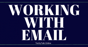 Working with Email