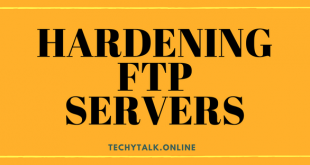 Hardening FTP Servers