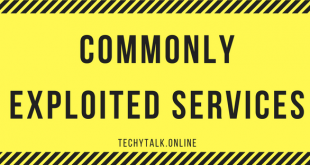 Commonly Exploited Services