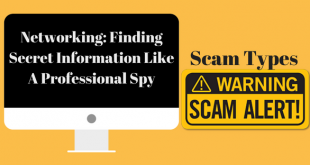 Networking: Finding Secret Information Like A Professional Spy