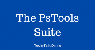 The PsTools Suite