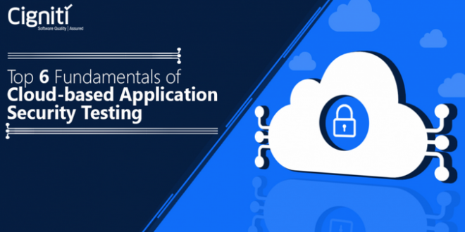 Performing Testing Security in The Cloud Based Application