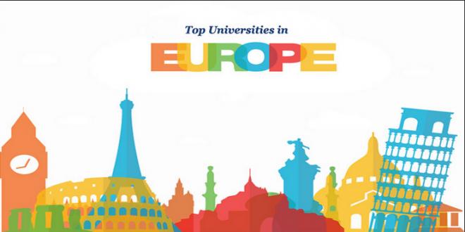 Top 5 Universities of Europe (2018)