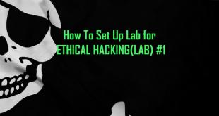 Creating a Test Setup Lab