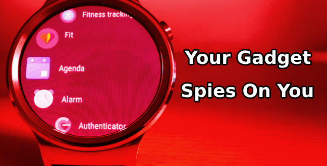 Smart Watches & Fitness Trackers Can Spy ATM PIN and Unlock Smart Phones