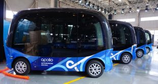 Baidu Just Made 100th Autonomous Bus Ahead of Commercial Launch in China
