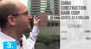 No#3: China Construction Bank Corp