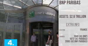 No#4: BNP Paribas