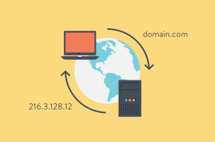 How To Connect Domain Name with Web Hosting using NameServer