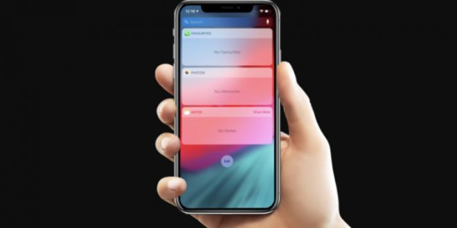 Iphone: How to Add Widgets in X, Xs, Xr, Xs Max