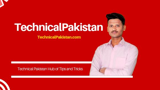 Technical Pakistan Hub of Tips and Tricks