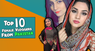 female vloggers of pakistan