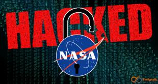 NASA data breech