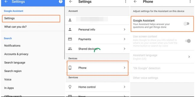 Google Assistant: How to Turn Off From Your Device