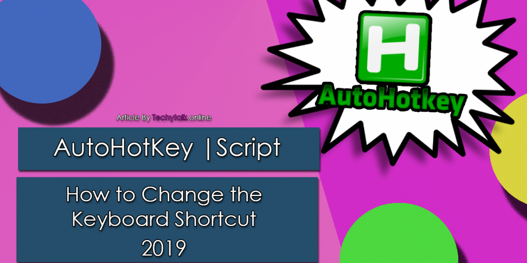 The Auto-Hotkey can't do everything with just a few keystrokes. If you want then you must write a script and the application has its Limitations.