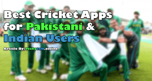 cricket app for pakistani and indian users