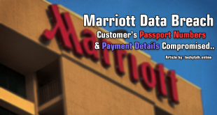 The Marriott Data Breach (Includes Passport Numbers and Payment Card Info)