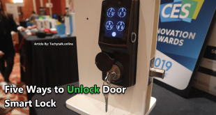 new smart lock