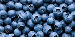 blueberries for heart