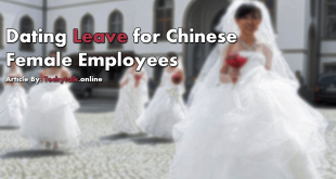 Dating Leave for Chinese Female Employees