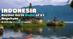 indonesia earth quake