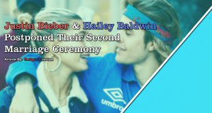 Justin bieber second marriage ceremony