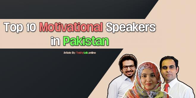 10 motivational speaker in pakistan