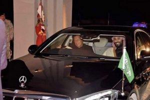imran khan driving car