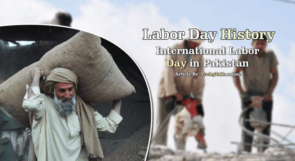 labor day in pakistan