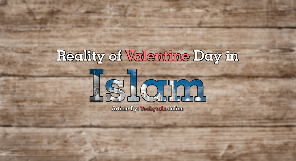 reality of valentine day in islam