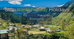 stop kashmir day holidays