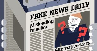 India Produces Largest Fake News in The World; Says Report (Image Via The Irish News)