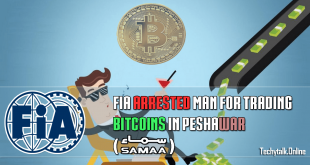 FIA Arrested Man For Trading Bitcoins in Peshawar (SAMAA NEWS)