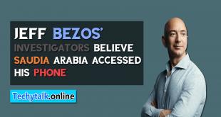 Jeff Bezos' Investigators Believe Saudia Arabia Accessed His Phone