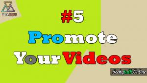 Promote Videos Fiverr