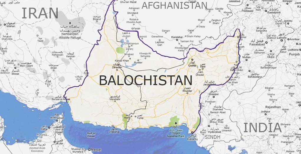 Balochistan in 2030 [The Future of Pakistan]