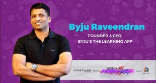 Byju Raveendran Become India's 2019 School Teacher Billionaire [Byju's App]