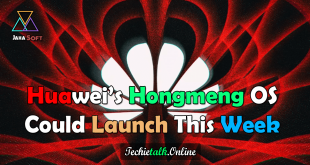 Huawei's Hongmeng OS Could Launch This Week