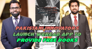Pakistani Innovators Launch WeRead App to Provide Free Books
