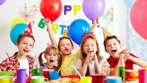 Children's Party Service