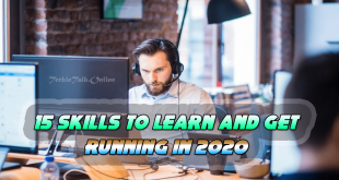 15 Skills to Learn and Get Running in 2020