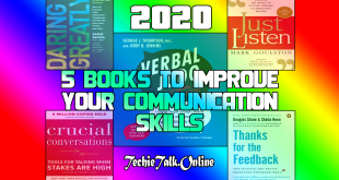 5 Books to Improve Your Communication Skills in 2020