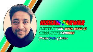 Hisham Sarwar (CEO Infomist, Co-Founder of Being Guru)