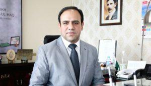 Dr. Umar Saif (CEO Survey Auto, Ex-Chairman of PITB, And Ex-VC)