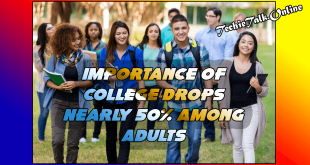 Importance of College Drops Nearly 50% Among Adults