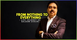 Salim Ghauri (Founder and CEO, NetSol Technologies)