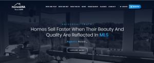 Caballero Created HomesUSA.com, MLS [Multiple Listing Service] Platform