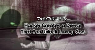Hacker Creates a Device That Can Unlock Luxury Cars